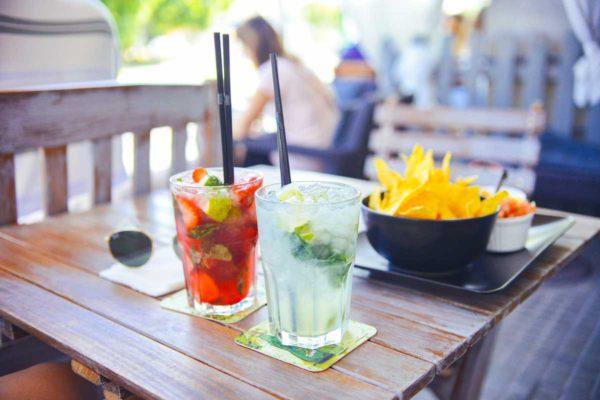Cocktails op Pop-up zomerbar